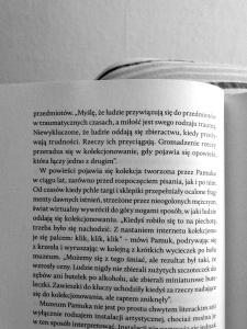 """""""Museum niewinności"""" Orhan Pamuk"""