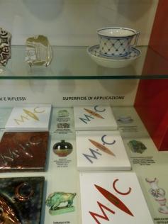 Probes of ceramic