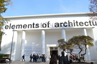 Elements of architecture (1)