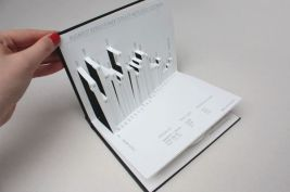 pop-up book: Budapest Infographics