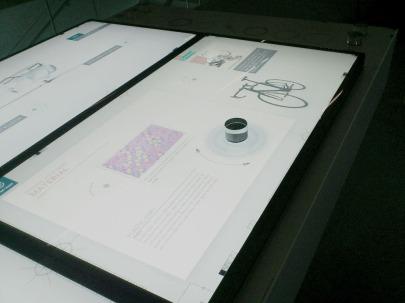 Intermedia screen at MAST Foundation Bologna