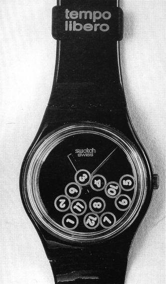 29.Swatch Tempo Libero. 1997.