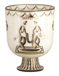 Funérailles de Thais, cup,