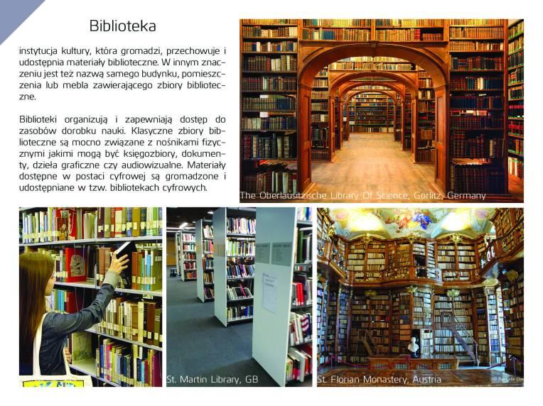Prezentacja Biblioteka13