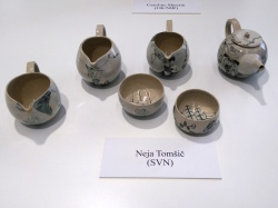 Neja Tomsic: Tea for Five, story of tea with tea ceremony