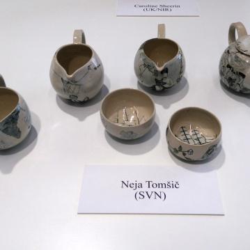 Neja Tomsic: Tea for Five, story of tea with tea ceremony